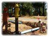Weimar Water Main Extension Project